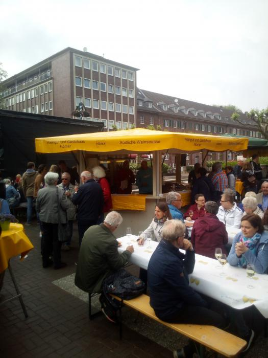 Weinfest Oberhausen